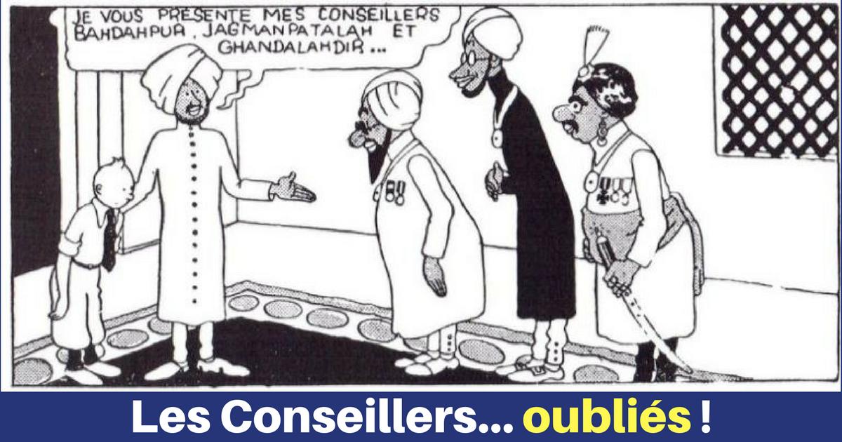 Cigares   La Disparition Des Conseillers Du Maharadjah