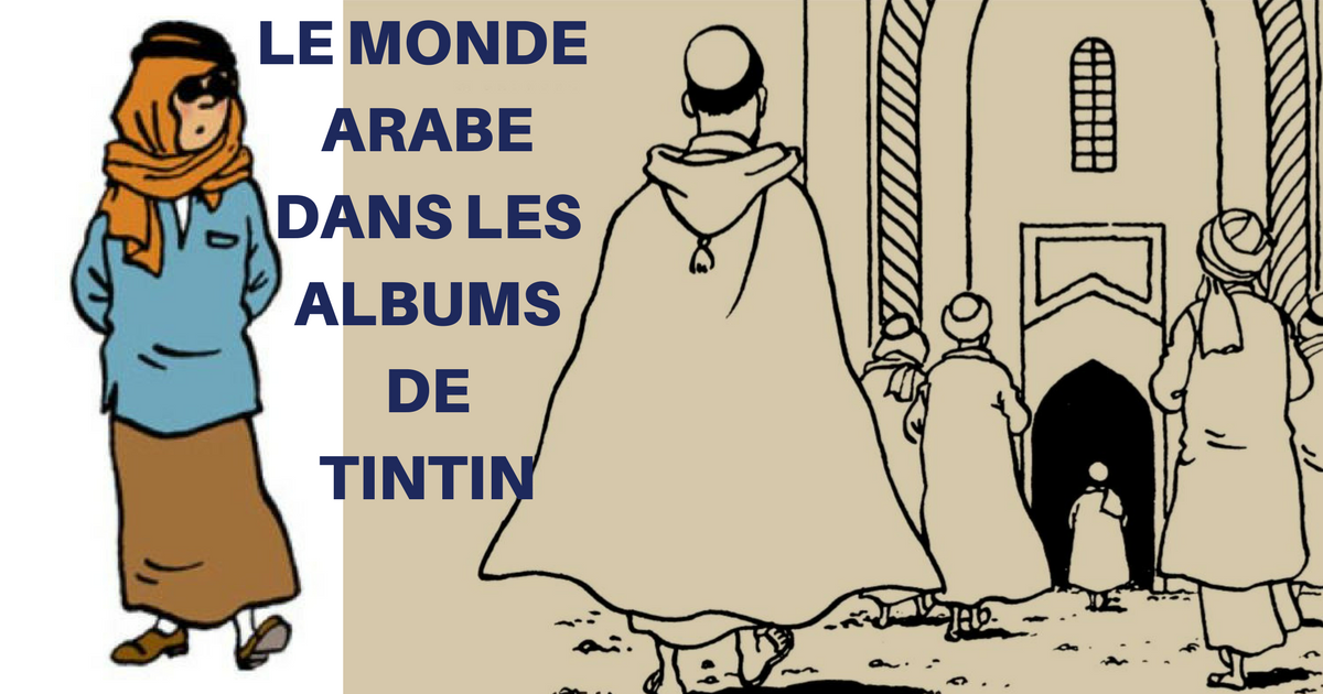 Les pop es arabes de tintin tintinomania - Tintin gratuit ...