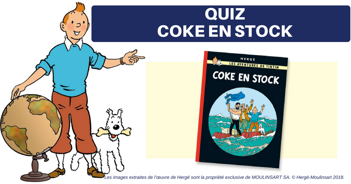 tintin coke en stock pdf